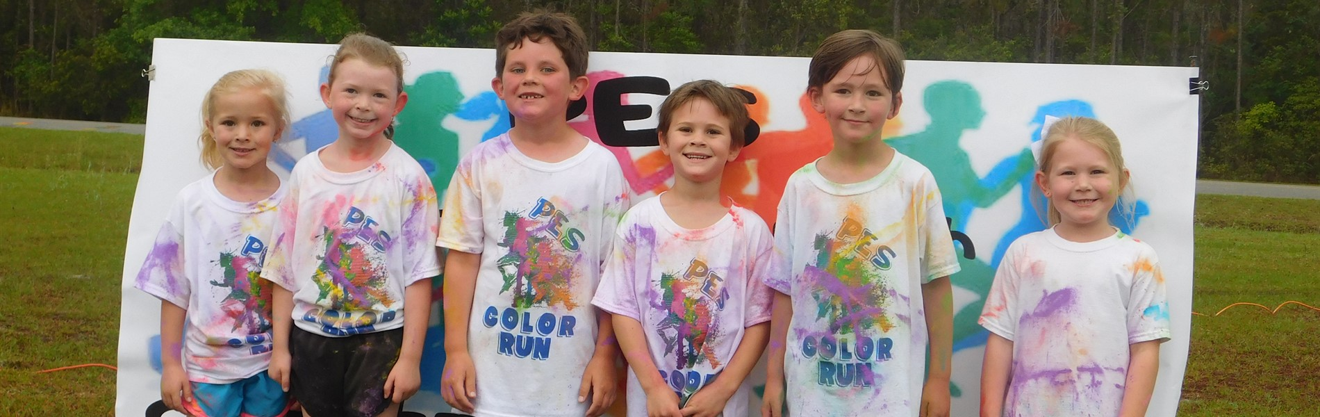 PES Color Run